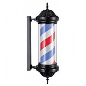 Poste de Barbero Negro Eurostil