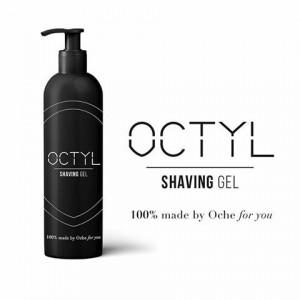 Octyl Shaving gel 250ml (By...