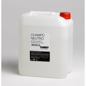 Champú Neutro Yunsey 5 litros