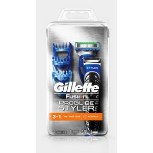 Gillette styler 3 in 1