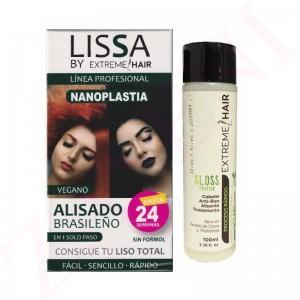 Lissa Alisado 100% Vegano...