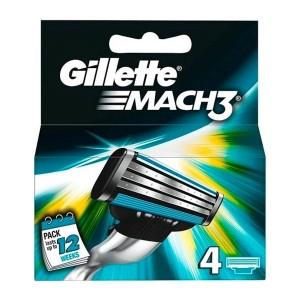 Gillette Mach3 Cabezales de...